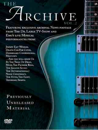 ARCHIVE VOL 2 BY JIMMY EAT WORLD (DVD)