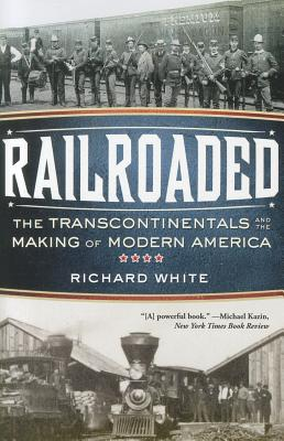 Railroaded By White, Richard